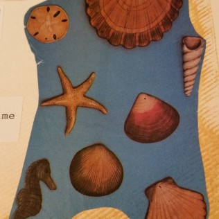 Scioto 0416 SEASHELL WIND CHIME Price $5.00