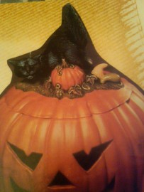 Scioto 0477 cat lid for pumpkin