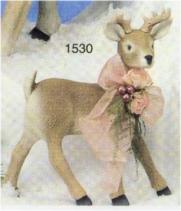 Scioto 1530 standing deer