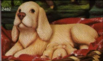 SCIOTO 482 SMALL NURSING DOG