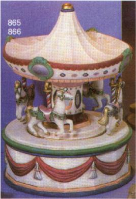 scioto 865  and 866 carousel music box and horses.jpg