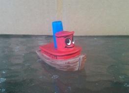 scuffy tugboat