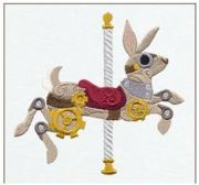 STEAMPUNK CAROUSEL RABBIT.JPG