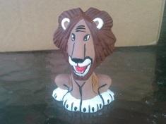 tawney scrawney lion