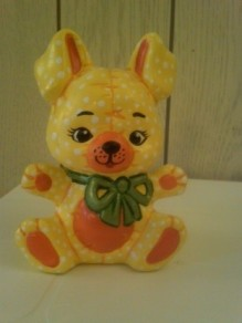 303 soft bunny