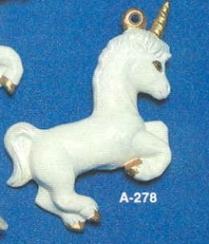 a-278 unicorn wind chime