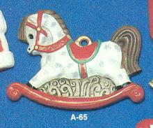 Alberta Ornaments 0065 hobby horse