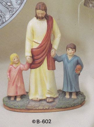 byron 602 Jesus and the Children