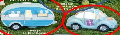 camper & car