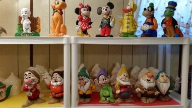 Cartoons on the Shelf