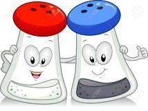 clipart salt & pepper