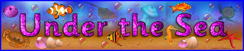 clipart under the sea border