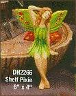 Doc Holliday 2266 Shelf Pixie