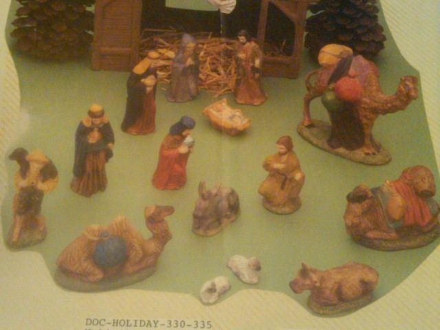 Doc Holliday nativity