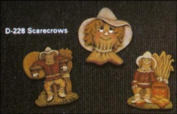 Dona 0228 scarecrow magnets