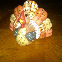 Dona 0283 soft-sculpture quilted turkey (CC)