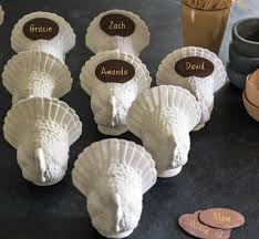 Duncan 0160a turkey placecard holders