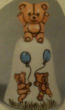 Duncan 0643a Teddy bear bell