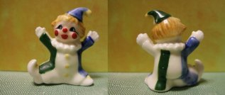 Duncan TM 0031 tiny clown