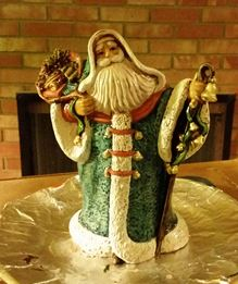 Gare 2367 Santa with Bells CC