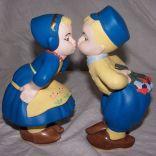 Holland 0136 & 0137 Dutch boy & girl 2