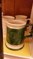 Irish Beer Stein CC