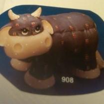 Kimple 0908 stuffed cow
