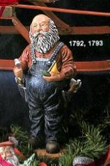 Kimple 1792 & 1793 Santa in the Workshop