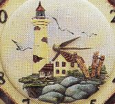 kinzie 001S lighthouse lid for round box