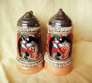 P850 beer stein salt & pepper