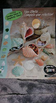 pic of Gare shells tech sheet
