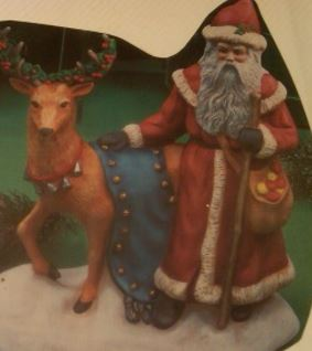 Old World Santas Carol S Carousel Creations