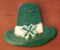 S-K 0469 corky Irish hat