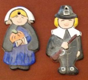 S-K 480 corky pilgrim man & woman