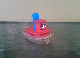 scuffy tugboat