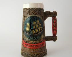 Zavori 0022 mariners inn beer stein