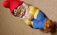 Alberta 589 Medium napping gnome
