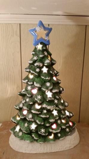Clay Magic 2258 Tree Light Top