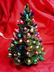 Doc Holliday 255 CHRISTMAS TREE 8 inch