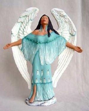 DocHolliday 1834 Indian Angel Receiving Spirit