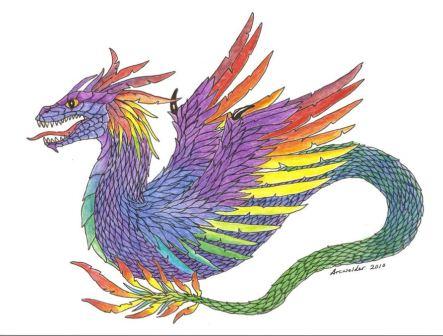 dragon amphitere