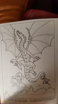 dragon drawing Wyvern