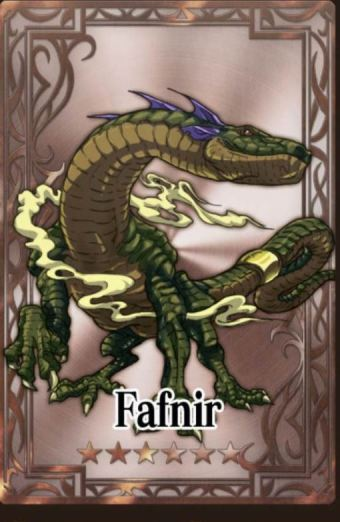 dragon Fafnir