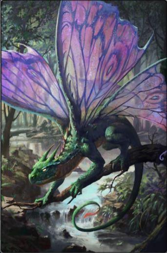 dragon Fairy Dragon