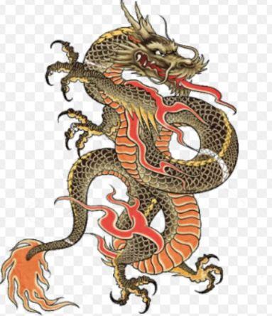 dragon Japanese