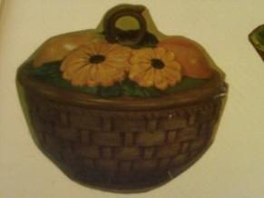 Duncan 0115a basket weave bowl