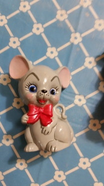Goshen Mold comic mouse CC