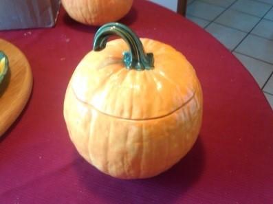 Holland 1518 Pumpkin Casserole