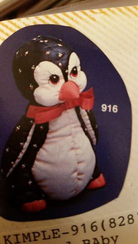 Kimple 0916 Baby Penguin