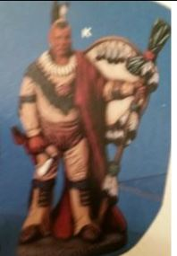 Kimple 2116 Sac & Fox Indian